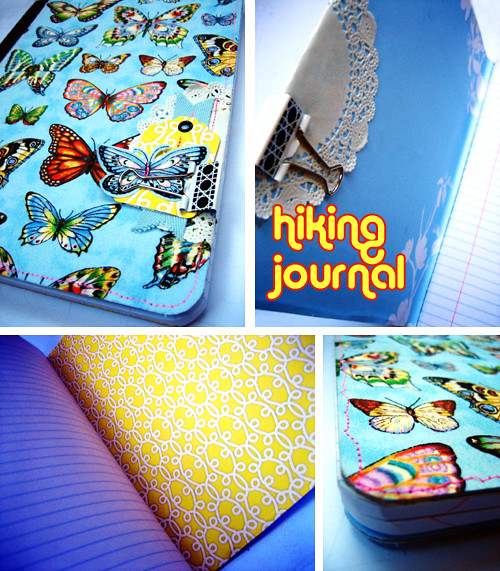 Hiking Journal for Amber