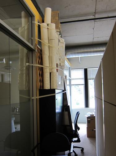 J's office