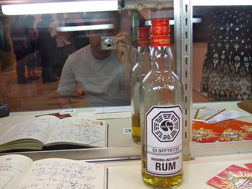 Dharma Initiatve Rum