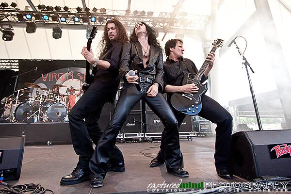 David DeFeis - Virgin Steele - Rock Hard Festival 2010 - rhf2010