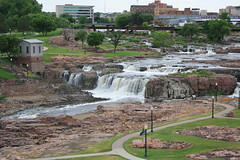 Sioux Falls at Falls Park