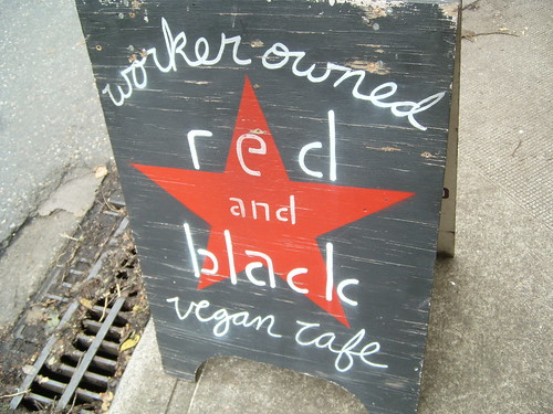 Red and Black Cafe