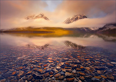 Early Morning Storm, Leigh Lake, Grand Teton National Park (Chip Phillips) Tags: park lake mountains sunrise reflections spring rocky grand jackson national wyoming tetons leigh newvision peregrino27newvision
