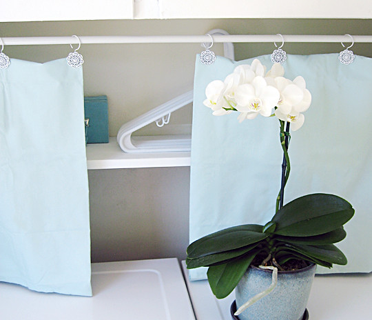 laundry room+white+aqua -5