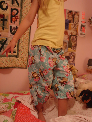 new pj pants