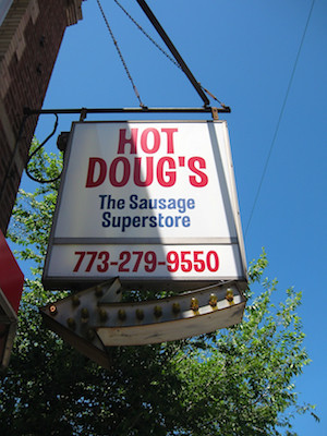 hot doug's: sausage superstore