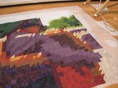 900 one-inch squares plus many triangles