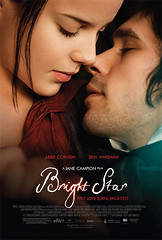 2010最佳浪漫愛情電影海報 - Bright Star One Sheet