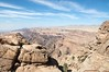 View of the Monastery from the Summit of Jebel Harun, Petra (2)