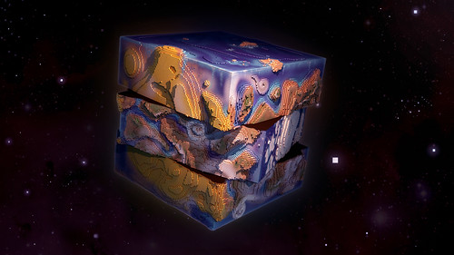 Rubika ( Le laboratoire - Canal + )