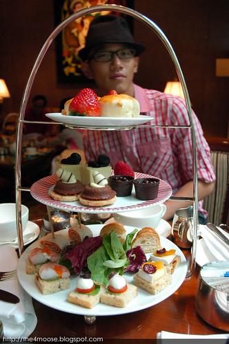 Lobby Bar - Afternoon High Tea Set