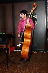 Matthew on the Bass