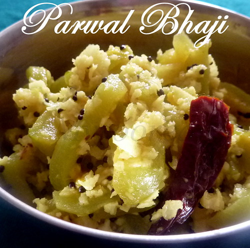 Parwal Bhaji