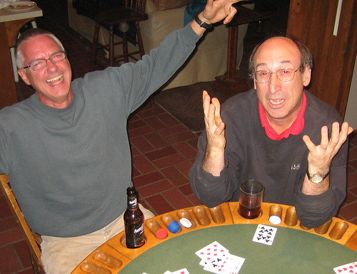 Poker-victory-defeat