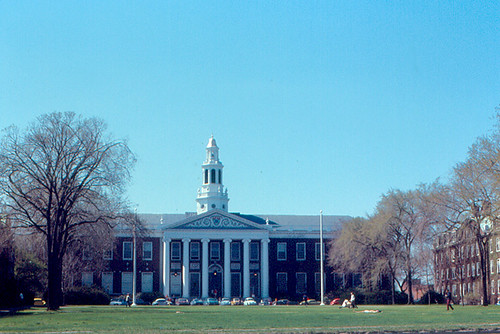Harvard Business School - Baker Library