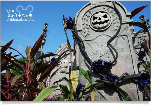 【香港迪士尼】跟著via玩香港(3)~迪士尼卡通人物歡樂巡遊52