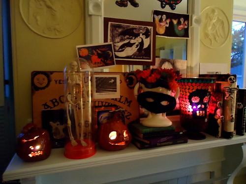 samhain night mantle