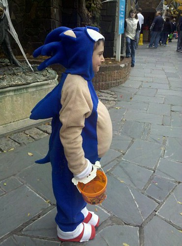 SEGA Fan Halloween