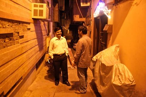 Mission Delhi - Raghavendra Vanjre, Hauz Khas Village