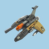Maikuro VV (Fredoichi) Tags: fighter lego space shooter shootemup starfighter gradius shmup vicviper novvember fredoichi nnovvember