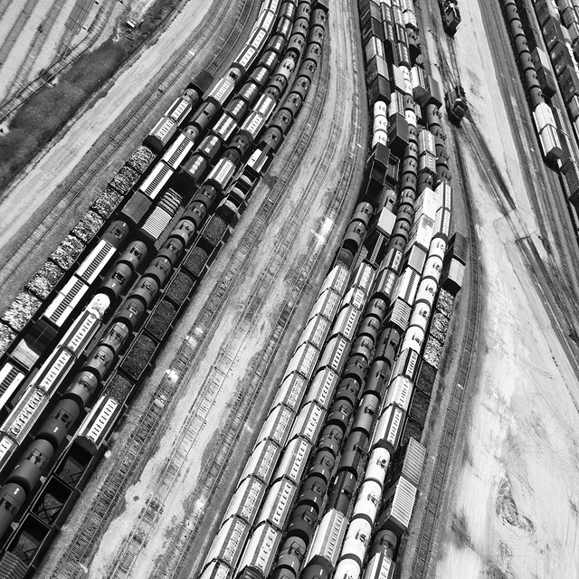Layers of Trains, Plate 2