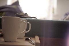 Frühstück (Florian Hucht) Tags: morning coffee breakfast early iso200 kaffee morgen exa 1a frühstück früh ihagee rossmann