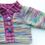 LM Eurobirds Newborn Sweater *reduced*