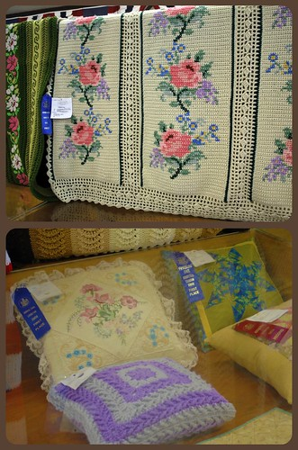 Needlework Displays