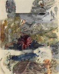 RAUSCHENBERG, Robert / XXXIV Drawings for Dante´s Inferno, 1.969