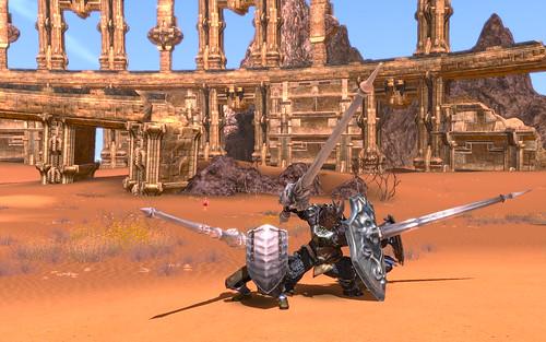 Screenshots of the Week: Lancer Phalanx