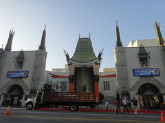 "And then we stumbled on the ""Cats vs. Dogs 3D"" premiere when we went to the Walk of Fame."