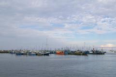 sea one (maciej.zdun) Tags: ships colours blue sea sky clouds baltic maciej zdun obrazki po polsku