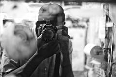Kill Brother Chris (Brother Christopher) Tags: selfie self portrait selfportrait portrature bnw blackandwhite monochrome monochromatic shooter creative artist explore brotherchris