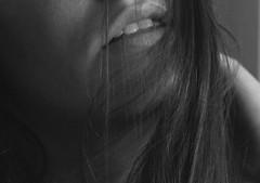 245/365 (yanakv) Tags: yo me yanitophotography 365days 365dias eos1200d canon canoneos1200d blackandwhite blancoynegro bw chica girl labios lips