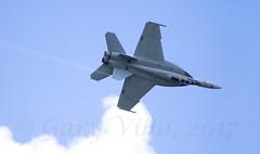 F/A-18F Rolling In (Evo1ve) Tags: airshow dayton f18 fa18 hornet superhornet fa18f
