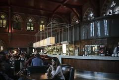 The Booking Office (Kotomi_) Tags: bar brasserie stpancras london interior tourlist