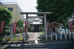 Saitama, Japan (inefekt69) Tags: tokyo japan nippon 東京 日本 asia city nikon d5500 saitama omiya 大宮 埼玉 さいたま torii shrine temple