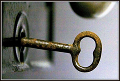 Old One (2bmolar) Tags: odc key