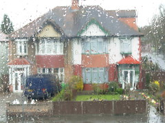 Rain (JP..) Tags: house london rain grovepark