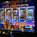 Bonus win on Monopoly slot machine