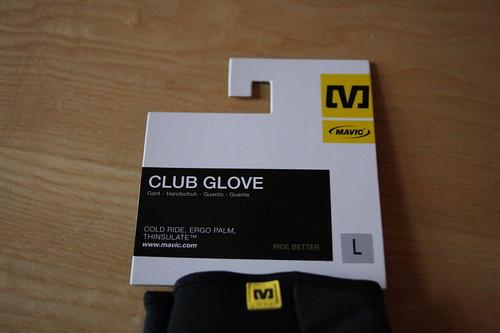 MAVIC CLUB GLOVE