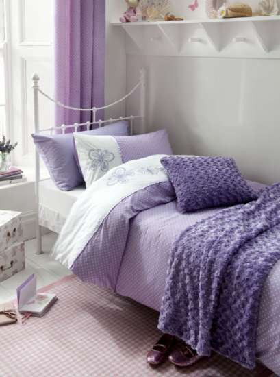 Girls Bedding Design Ideas