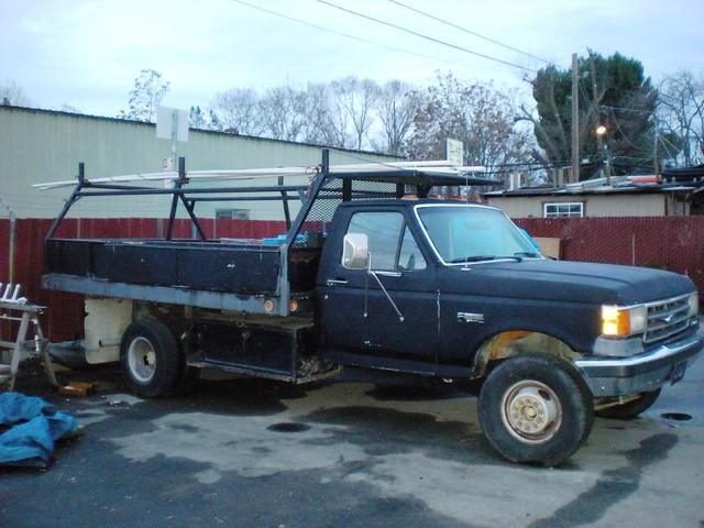 ford duty super 1991 f450