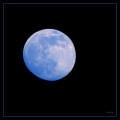 blue moon on new year's eve (happens just once every 19 years) (mimbrava) Tags: blue moon interestingness interesting bravo 4 fullmoon mimbrava blackground arr newyearseve allrightsreserved bluemoon explorepage mimeisenberg mimbravastudio well2daysfromfullmoon