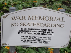 The Hall of Memory - War Memorial - No Skateboarding - sign (ell brown) Tags: greatbritain england sign statue army birmingham published unitedkingdom navy worldwarii worldwari airforce warmemorial westmidlands noskateboarding portlandstone broadst centenarysquare alberttoft birminghampost hallofmemory postflickr baskervillehouse gradeiilisted gradeiilistedbuilding womensservices hrhtheprinceofwales princearthurofconnaught sncooke wntwist johnbarnsleyandson gibsonsarm isleofportlanddorset