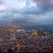 Nuvole su Napoli.