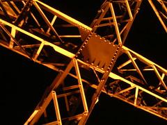 Iron Structure (razer lazer) Tags: paris eiffeltower champdemars