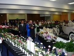 Governor General arriving