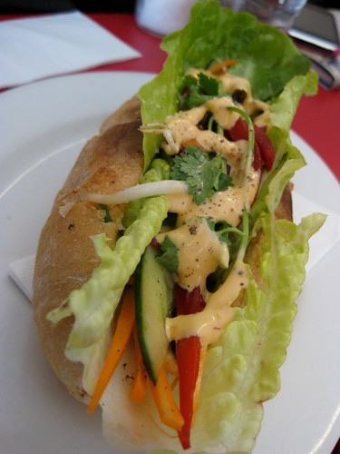 Vietnamese Salad Roll 1
