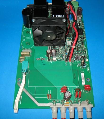 Agilent E3634A_05 por Electrónica Pascual.